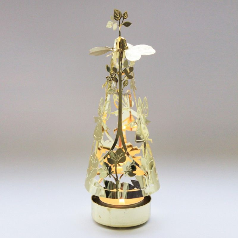 9ct gold plate fairy