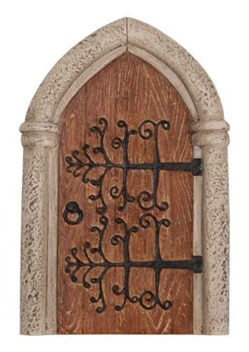 sc 1 st  Enchanted Earth & Vivid Arts- Gothic Fairy Castle Door