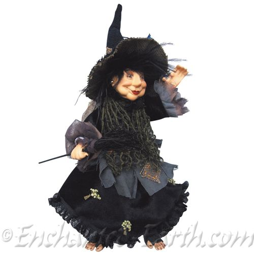 Witches Of Pendle Witch Rosemary The Kitchen Witch