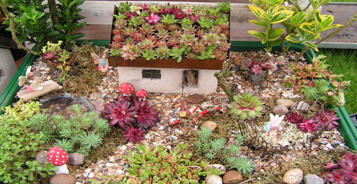 Miniature Fairy Gardening Magic Mythical Inspired