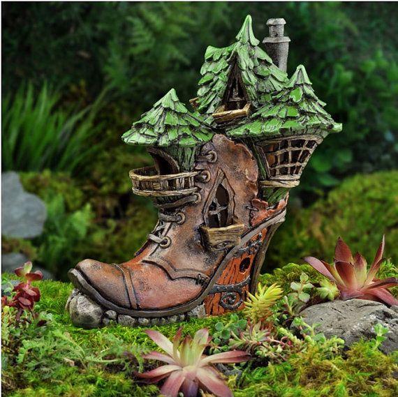 Georgetown Fiddlehead Fairy House Victoria S Secret