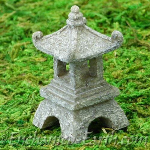 Vivid Arts Miniature World Japanese Miniature Garden Fairy